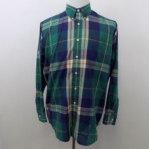 Chaps Ralph Lauren Men's Size L Casual Button Down
